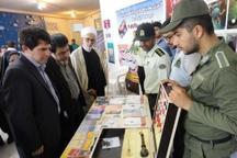 نمایشگاه پیشگیری از اعتیاد در بندرگز گشایش یافت