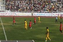 شیرازی ها در فوتبال دسته یک به مصاف قعر جدولی ها می روند