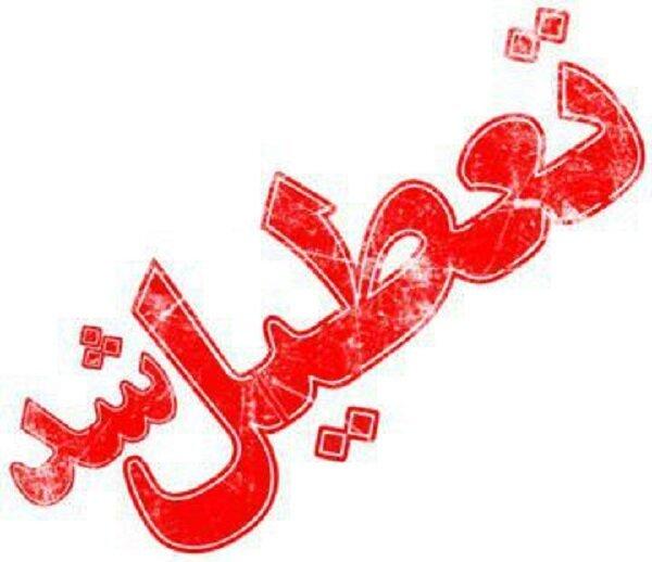 همه مراکز تحت پوشش بهزیستی زنجان تا پایان هفته جاری تعطیل شد