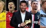 برترین گلزنان اروپایی بدون احتساب پنالتی+ عکس