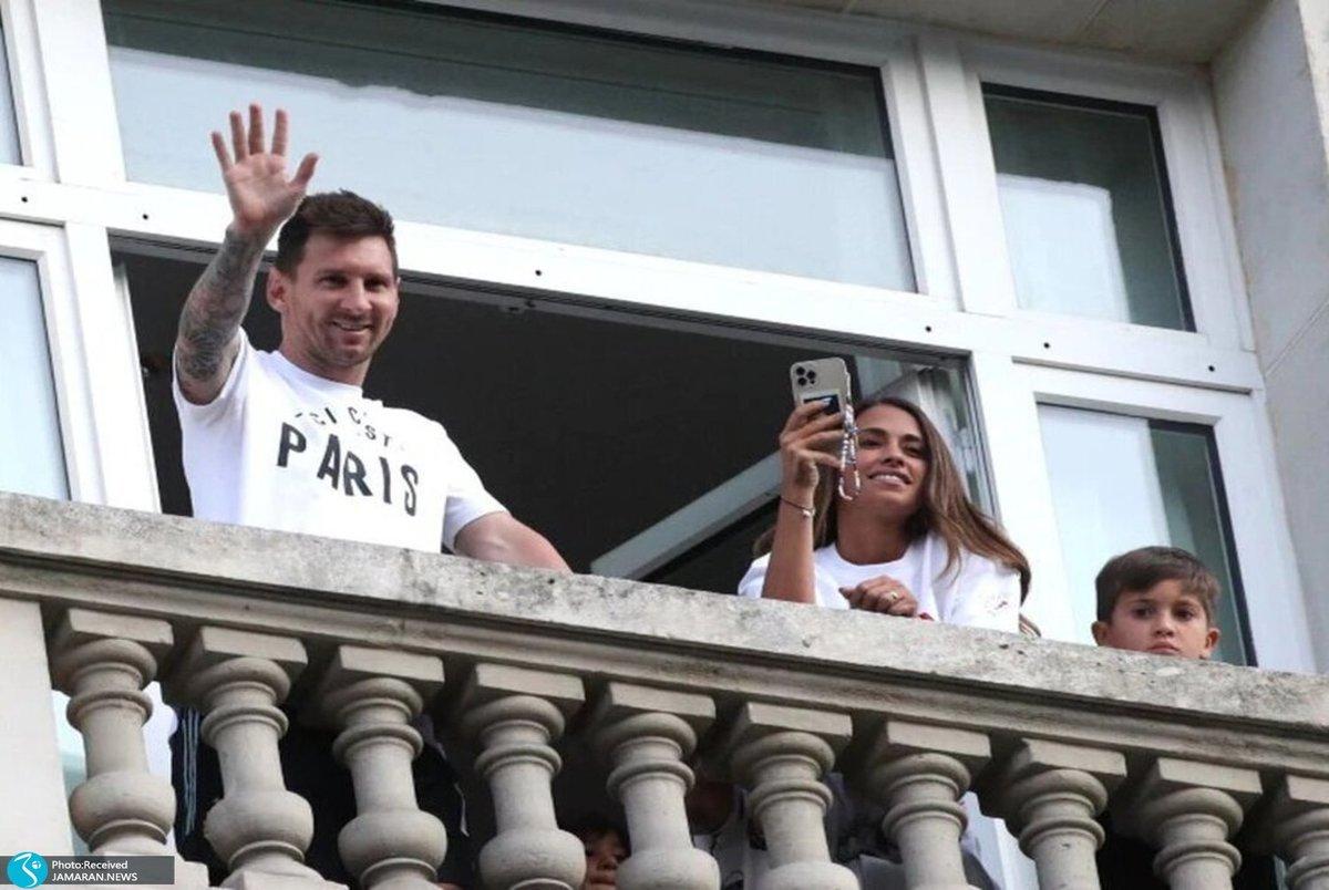زندگی مجلل لیونل مسی در پاریس+ تصاویر
