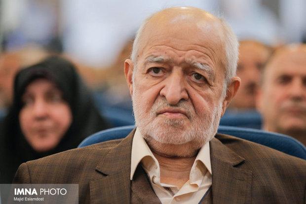 مراسم بزرگداشت چهلمین روز درگذشت مرحوم سید علی نکویی