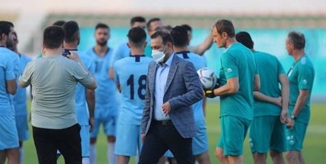 واکنش عزیزی خادم به اختلاف فدراسیون فوتبال و وزارت ورزش