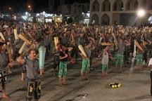 نخستین جشنواره ورزش باستانی یزد برگزار شد