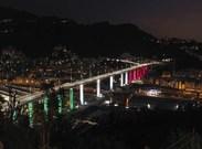 افتتاح پل خورشیدی رباتیک