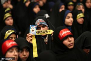 دیدار هزاران نفر از دانشجویان و دانشآموزان با رهبر معظم انقلاب