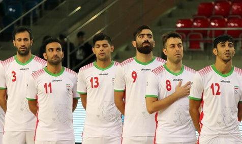 پیروزی پرگل تیم ملی فوتسال مقابل اسلواکی در دیداری تدارکاتی