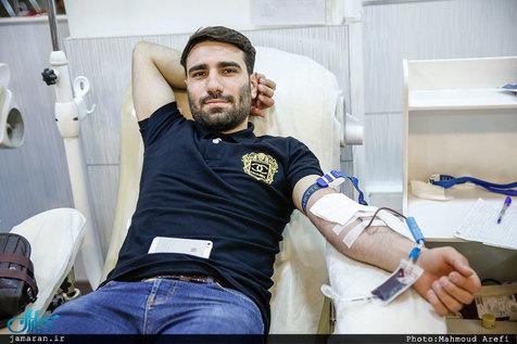 دلیل پزشکی برای اهدای خون