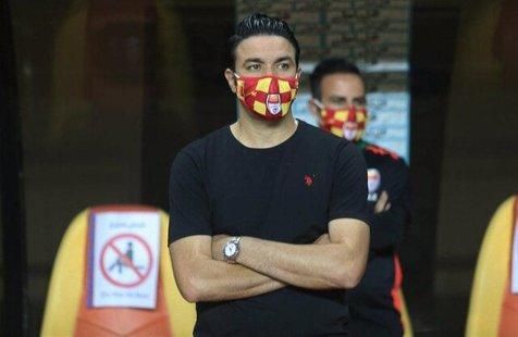 نکونام: لیگ معضل فوتبال ما شده است/ جعفری کرونا گرفته است