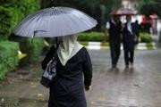 میانگین بارشهای فصل پاییز کرمانشاه به ۱۳۳ میلیمتر رسید