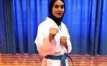 حذف رزیتا علیپور از رقابتهای لیگ جهانی کاراته