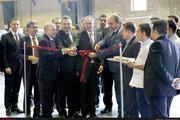 افتتاح خط تولید پکیج شوفاژ دیواری بوش آلمان در گروه صنعتی بوتان