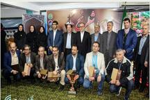 کسب مقام سوم تیمی توسط شطرنج بازان شرکت برق منطقه ای خوزستان