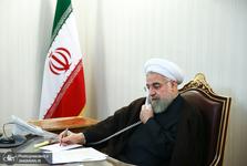 روحانی خطاب به امیر قطر: نظامیگری در منطقه مشکلات را حل نمیکند