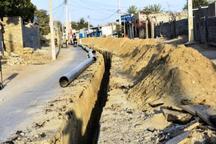 بازسازی شبکه آب روستاهای مهریز آغاز شد