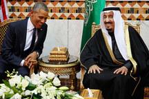 چمدانهای پر از جواهر سعودی ها برای مشاوران اوباما!