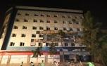 علت انفجار شب گذشته در غرب تهران اعلام شد + عکس