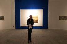 نمایشگاه آثار طراحی و معماری هنرمند اتریشی در آبادان برپا شد