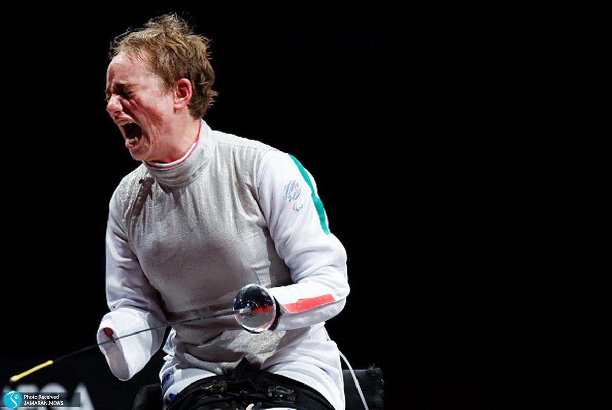 گزارش تصویری پارالمپیک توکیو| واکنش!