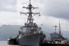 آمریکا مرز دریایی روسیه را نقض و اعلام کرد که آن را به رسمیت نمی شناسد