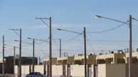۴۲ میلیارد ریال برای پایداری برق لنده هزینه شد
