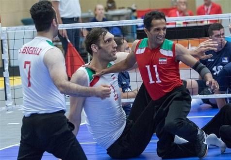 تیم والیبال نشسته ایران راهی فینال قهرمانی آسیا شد