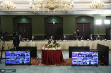 جلسه ستاد ملی مقابله با کرونا-1 شهریور