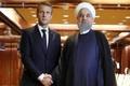 بیانیه کاخ الیزه پس از تماس مکرون با روحانی/ فرانسه و شرکای اروپاییاش آماده ادامه همکاری با ایران هستند