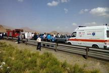 حوادث رانندگی در جادههای استان مرکزی ۲ کشته داشت