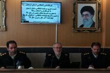 بیش از سه هزار پرونده در نیروی انتظامی استان اردبیل منجر به سازش شد