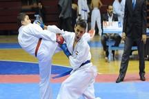 مسابقات بین المللی کاراته در کرمان برگزار می شود