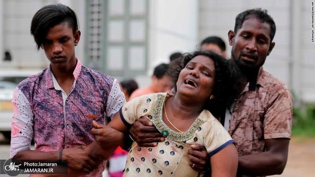 یک گروه افراط گرا مسئولیت حملات تروریستی سریلانکا را برعهده گرفت