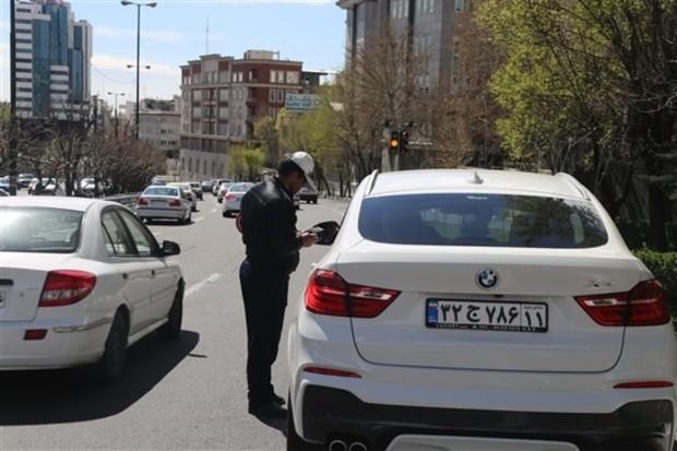 شهروندان خودروهای خود را در مسیرهای راهپیمایی پارک نکنند