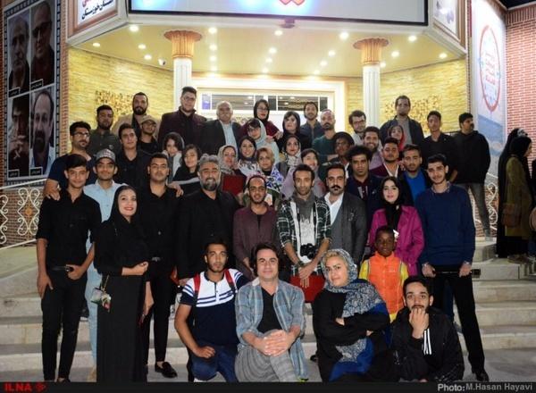 گزارش تصویری اختتامیه دومین جشنواره تئاتر استانی منطقه آزاد اروند