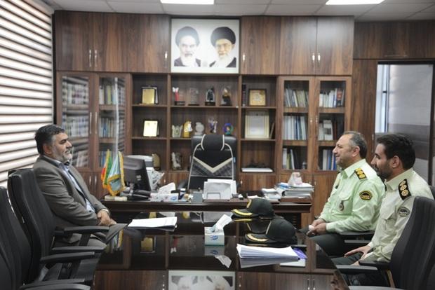 معاونت اجتماعی نیروی انتظامی پل دو سویه بین مردم و پلیس است