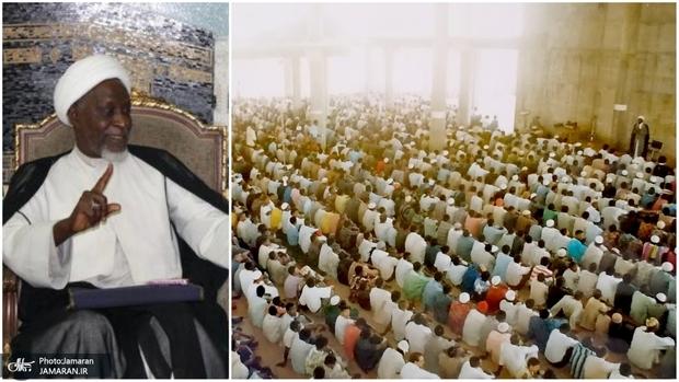 شیخ تیجان؛ یارى از تبار بِلال ...