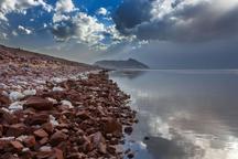 وسعت دریاچه ارومیه 393 کیلومترمربع افزایش یافت