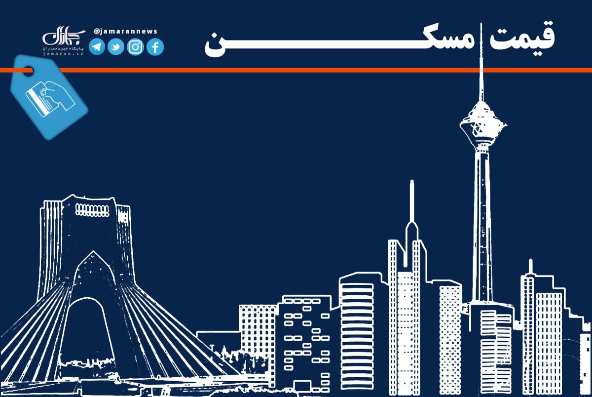 نرخ اجاره مسکن در شمال شرق تهران+ جدول