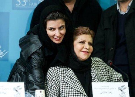آخرین خبر از لیلا حاتمی و مادرش بعد از ابتلا به کرونا