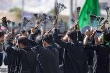 شکوه تاسوعای حسینی (ع) در شهرستان مرزی آستارا