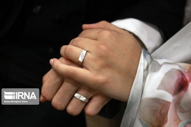 آمار ازدواج در گنبدکاووس طی هفت سال ۶۰ درصد کاهش یافت