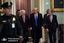شکست کنگره در بی اثر کردن وتوی ترامپ