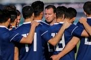 تمرین تیم ملی فوتبال ایران قبل از رفتن به کره جنوبی + فیلم