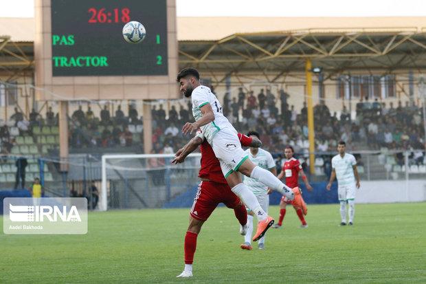 نبرد دشوار نمایندگان فوتبال همدان در ایستگاه یازدهم لیگ ۲