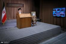 سخنرانی رهبر معظم انقلاب بهمناسبت روز جهانی قدس