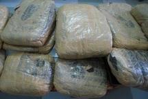 38 کیلوگرم مواد مخدر در دنا کشف شد