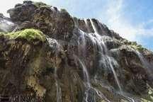 آبشار کمر دوغ کهگیلویه جاذبه ای منحصربفرد