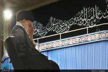 مراسم سوگواری سالروز شهادت امیرالمؤمنین(ع) در حسینیه امام خمینی