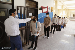 منتخب تصاویر امروز جهان- 8 خرداد