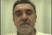 پیام تصویری دکتر قدیر رئیس دانشگاه علوم پزشکی قم که به کرونا مبتلا شده است